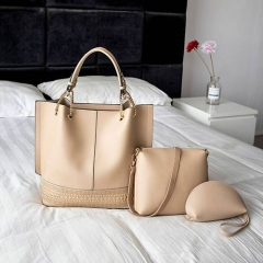 PU2028 Spring Trending 2019 Hot selling bag set for women