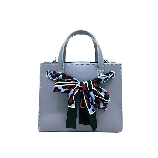 5527d045879 PU2275 New Fashion Large Size Top PU Designer Women Tote bag With Leopard  print bow