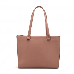 PU2318 2019 new fashionable women handbag elegant office lady tote shoulder bag guangzhou bags manufacturers