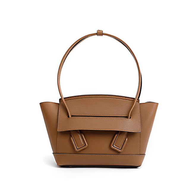 LT1997 New style elegance crossbody wing bag women genuine leather tote handbags guangzhou handbag manufacturers
